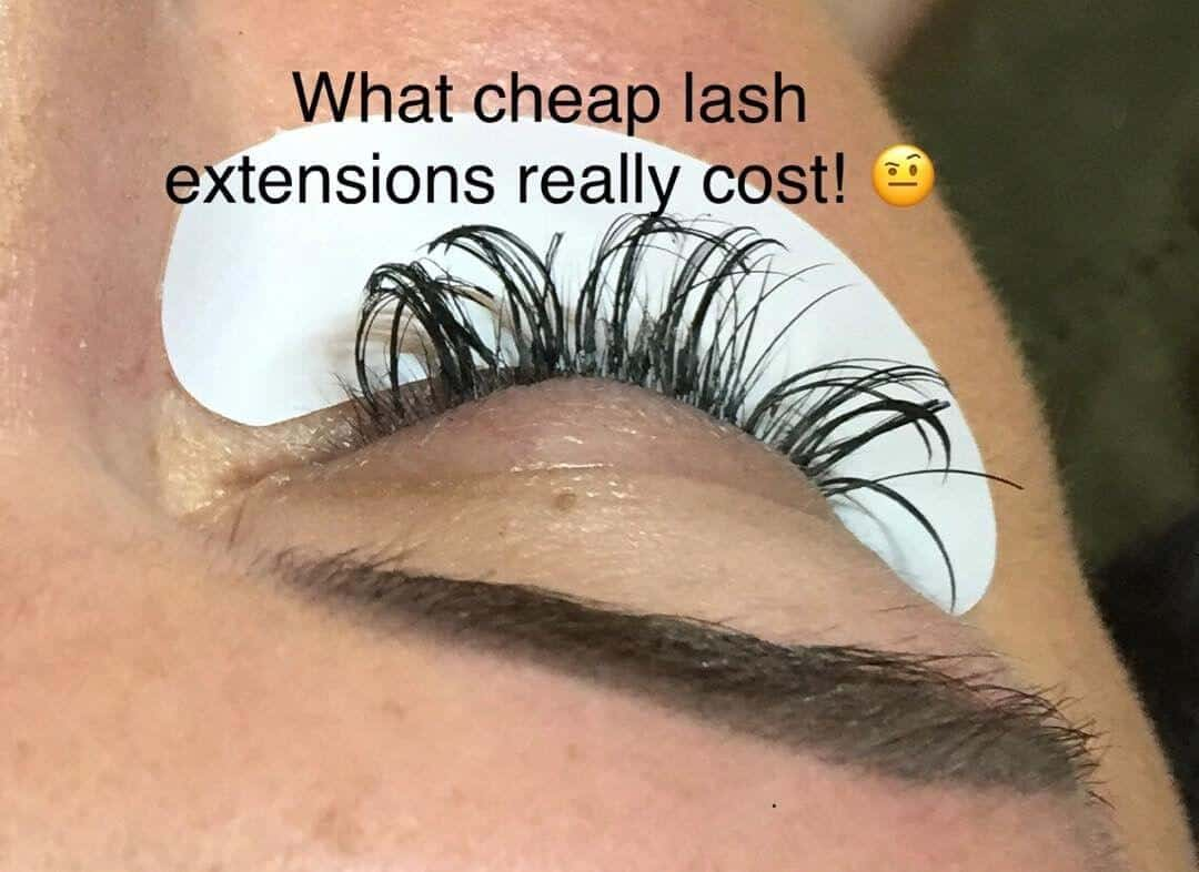 Why is there so much variation in lash extension pricing?